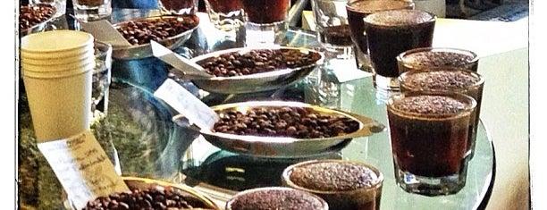 Flywheel Coffee is one of Coffee Roasters in SF 2019.