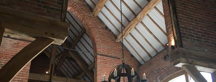 Cripps shustoke farm barns is one of Posti che sono piaciuti a Antonella.