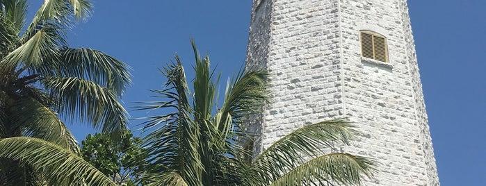 Dondra Lighthouse is one of Tempat yang Disukai Antonella.