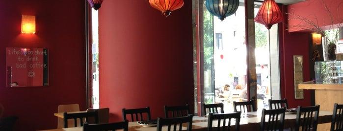 Alsur Café (El Born) is one of Barcelona.