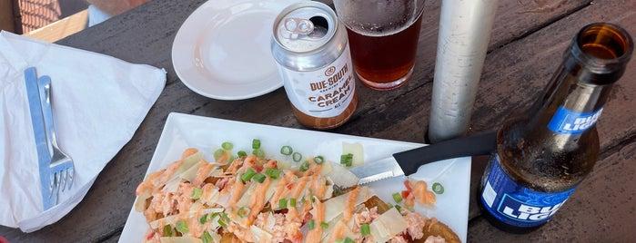 Original Waterfront Crab Shack Restaurant & Marina is one of FWB Vaca.