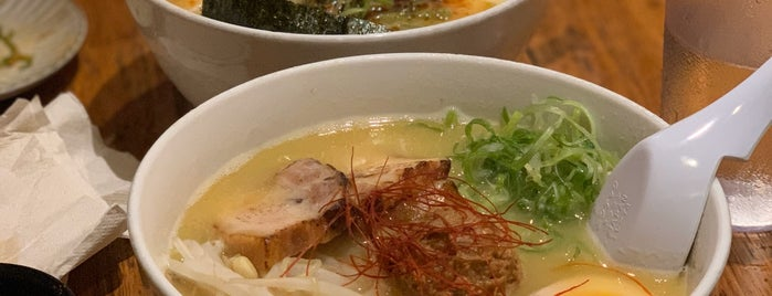 Totto Ramen is one of NYC Starter List.