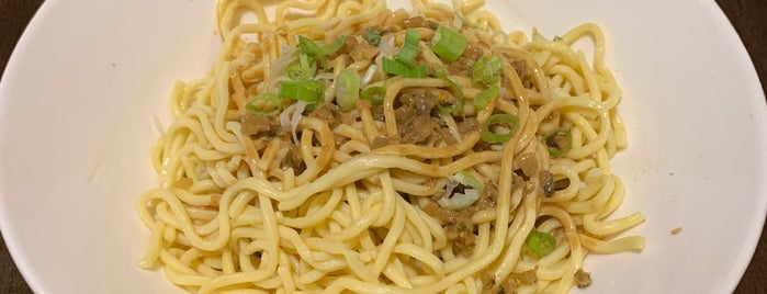 Shorty Tang Noodles is one of Lugares favoritos de Honghui.
