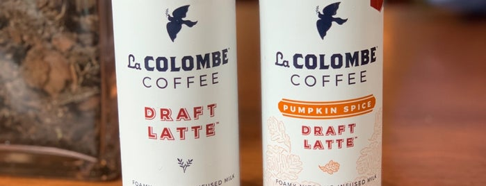 La Colombe is one of 1CafePlz.