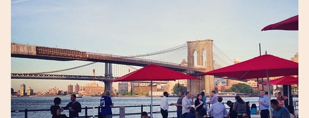 Beekman Beer Garden is one of rooftop/outdoor drinking..