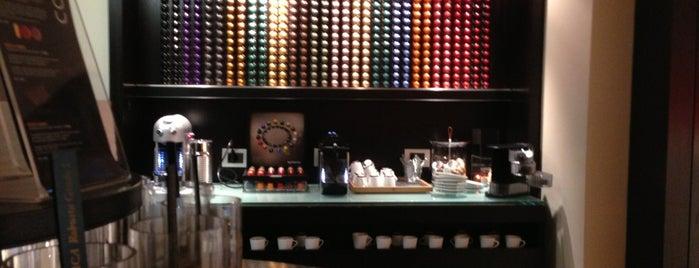 Nespresso Boutique is one of Posti che sono piaciuti a Gian C..