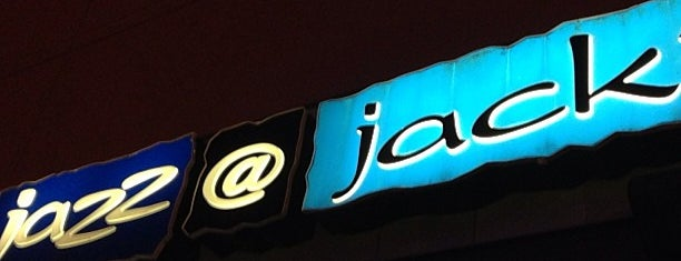 Jazz @ Jack's is one of Best of 2013: Arts & Entertainment.