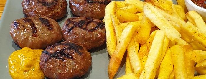 Burger Stop Steakhouse is one of Orte, die Emir Ulaş gefallen.