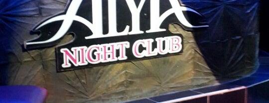 Club Alya is one of Tempat yang Disukai tt..