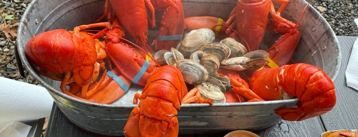 The Original Travelin' Lobster is one of BEST OF: Maine.
