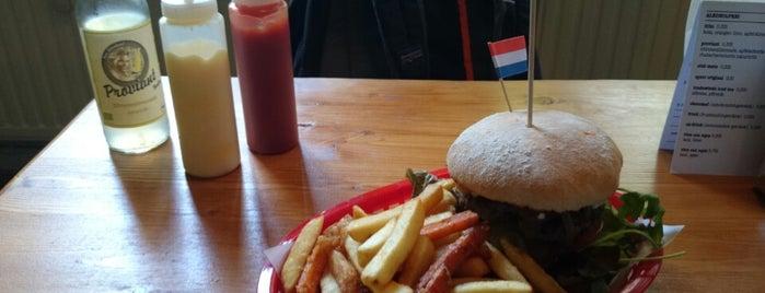 Rembrandt Burger is one of Berlins Best Burger.