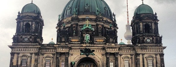 Duomo di Berlino is one of Ich bin ein Berliner.