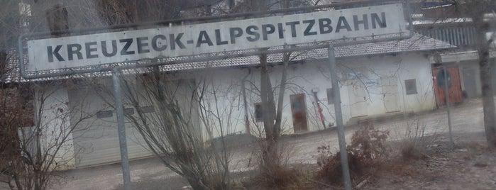 Kreuzeckbahn is one of สถานที่ที่ Pier ถูกใจ.