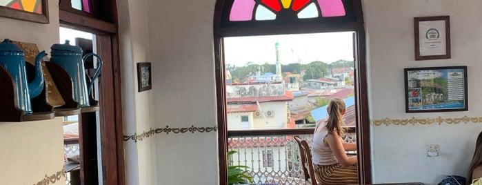 Zanzibar Coffeehouse is one of Geziyorum Dünya Işte.