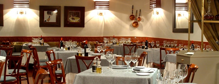 Restaurante L'Abbraccio is one of Madrid.
