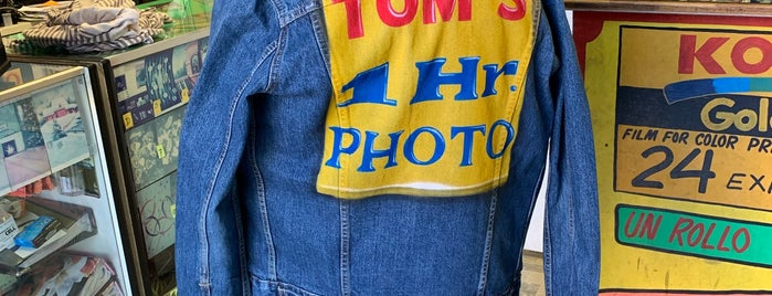 Tom's One Hour Photo is one of LA.