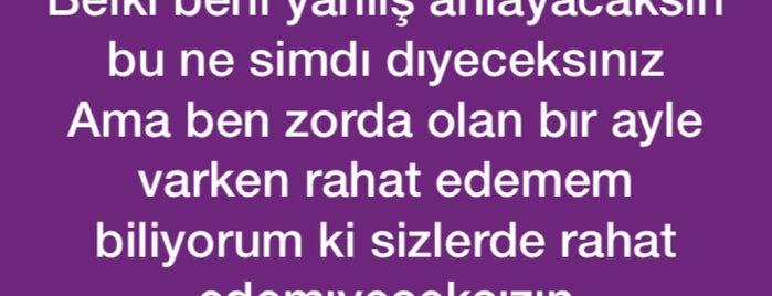 Fevzi Çakmak PTT Merkez Müdürlüğü is one of Locais curtidos por Seda.