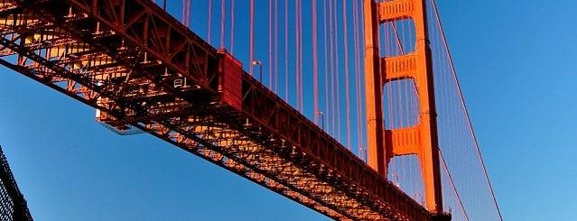 ゴールデンゲートブリッジ is one of America Road Trip!.