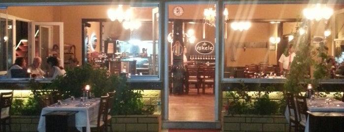 İskele Restaurant is one of TEKİRDAĞ LEZZETLERİ.