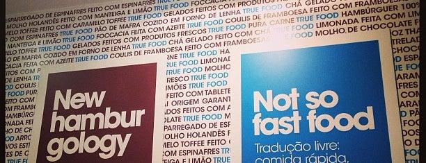 H3 Hambúrguer Gourmet is one of multo gusto!.