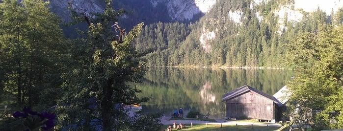 Seebauer am Gleinkersee is one of Locais curtidos por Karl.