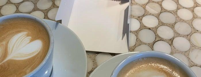 Caffe Lavazza @ Eataly Fidi is one of Lugares favoritos de Kristen.