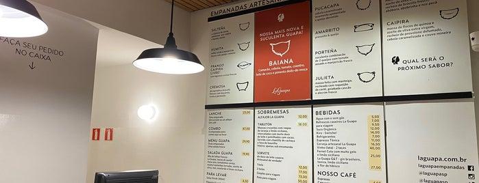 La Guapa is one of Melhor de Pinheiros.