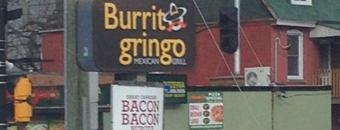 Burrito Gringo is one of Posti che sono piaciuti a B.