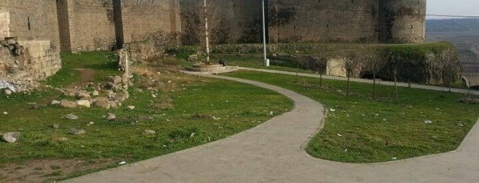 Keçi Burcu is one of Diyarbakır.