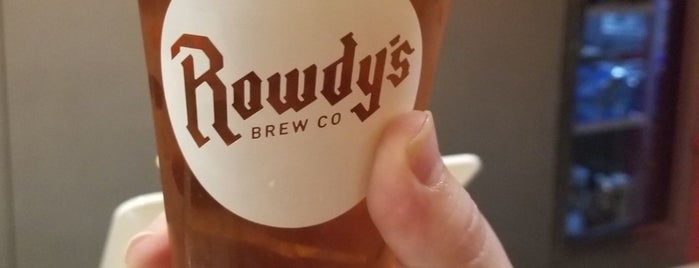 Rowdy's Brew Co. is one of California Breweries 4.