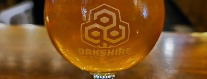 Oakshire Brewing Public House is one of West Coast Road Trip.