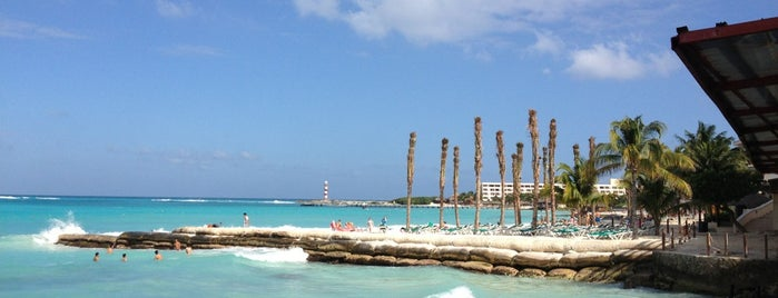 Playa - Beach is one of Cancun.