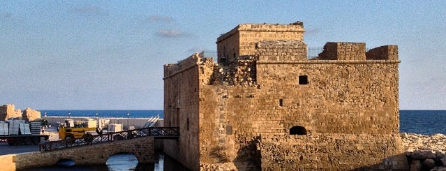 Paphos Medieval Castle is one of Lieux qui ont plu à Leonard.