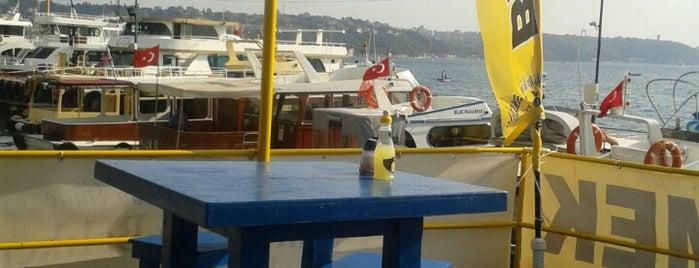 Beykoz Balık Ekmek is one of emre'nin yeri.