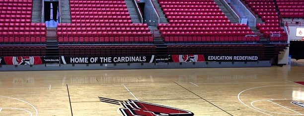 John E. Worthen Arena is one of NCAA Division I Basketball Arenas/Venues.