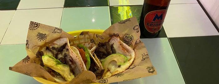 Taco Alto is one of Jens: сохраненные места.