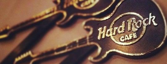Hard Rock Cafe Buenos Aires is one of Lugares que conozco en Baires! y Vamos por más....