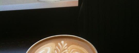 Workshop Coffee Co. is one of An Aussie's fav spots in London.