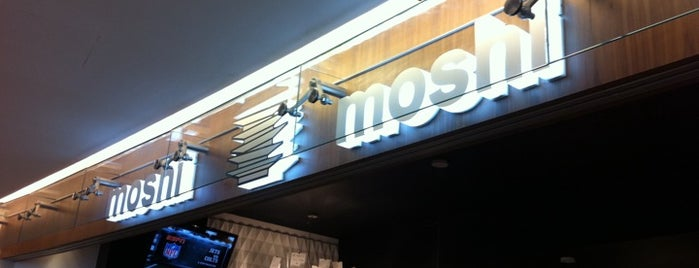 Moshi Moshi is one of Restaurantes DF.