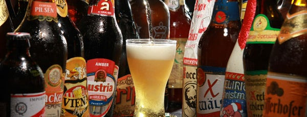 Café Viena Beer is one of Lugares favoritos de Mateus.