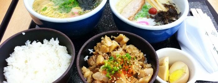 Hokkaido Ramen Santouka らーめん山頭火 is one of Top picks for Japanese Restaurants.