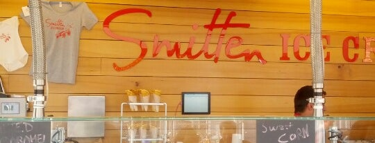 Smitten Ice Cream is one of San Francisco, CA Spots.