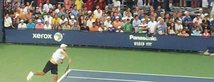 Court 11 - USTA Billie Jean King National Tennis Center is one of Must-visit Stadiums in Flushing.