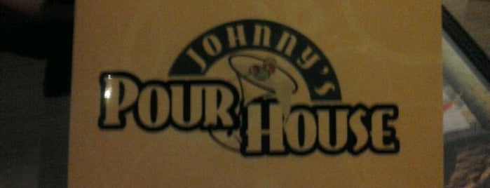 Johnny's Pour House is one of Best food!.