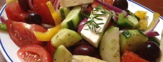 Voula's Greek Sweets is one of Best Vegan Eats in Rochester.