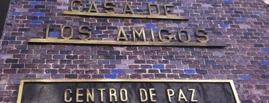 Casa De Los Amigos is one of Hospedaje.