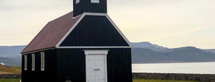 Rauðasandur is one of Iceland.