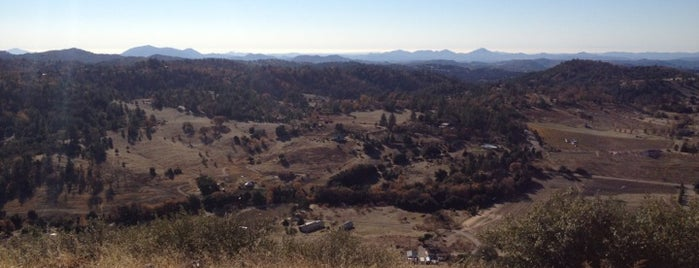 Volcan Mountain Wilderness Preserve is one of near warner springs.