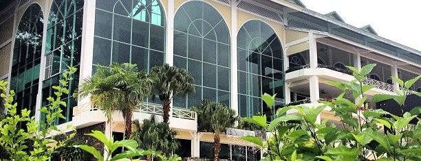 Gamboa Rainforest Resort is one of Stevenson's Favorite World Hotels.
