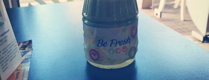 Be Fresh is one of Posti che sono piaciuti a Andre-Louis.